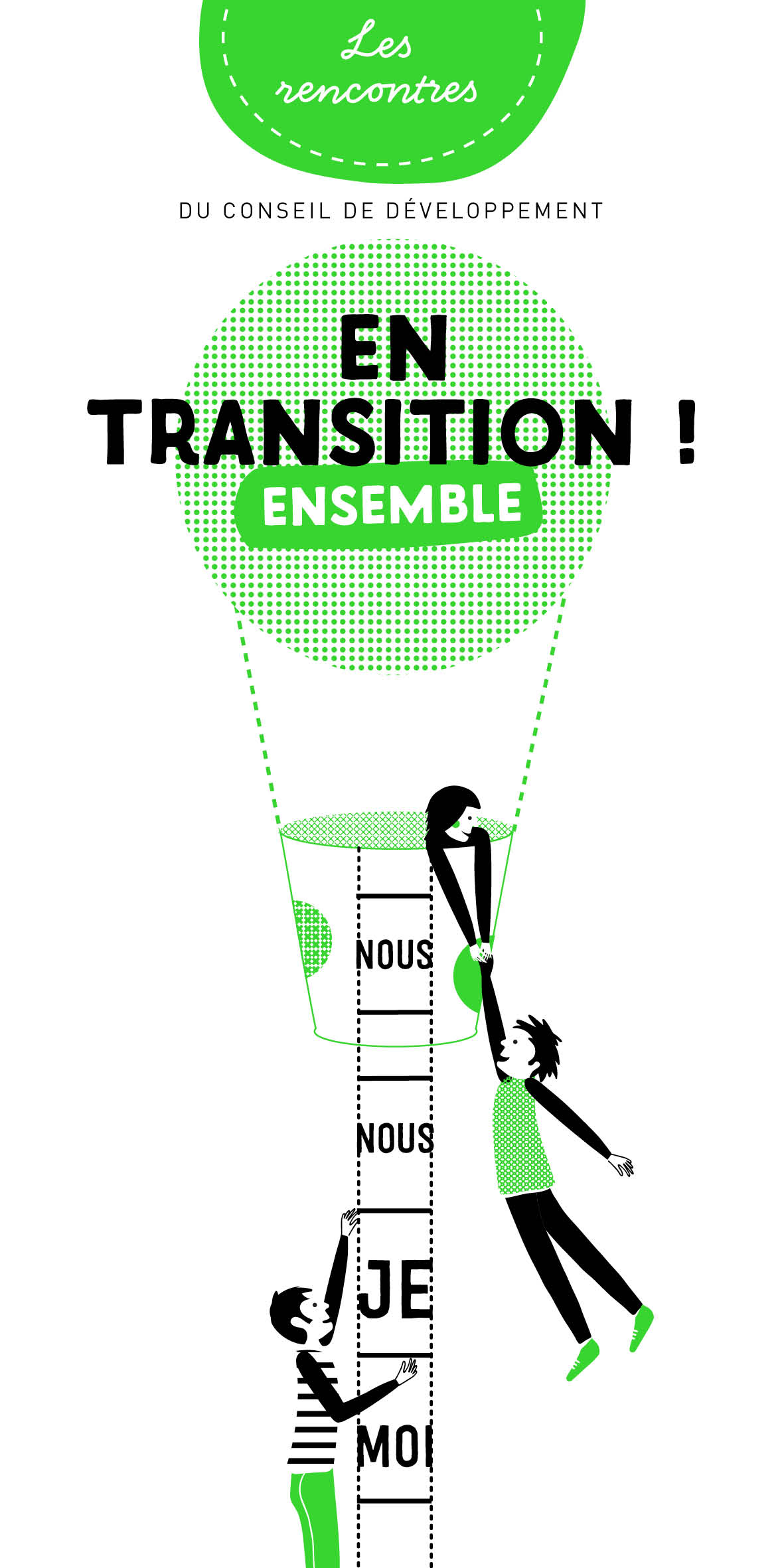En transition ! Ensemble